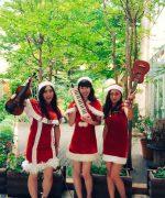 演奏依頼はノムラムジカアーティストCOMPANY!クリスマス演奏(ハンドベル、サンタ音楽隊)今年もスタートです!