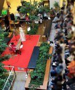 演奏依頼【実績・ ショッピングモール生演奏】お正月イベント・新春コンサート演奏依頼スタート!