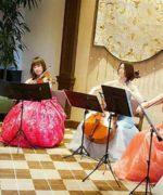 【演奏派遣事例】 東京大学大学院入学祝いサプライズ演奏