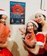 【 演奏依頼事例】晴海 マンションクリスマスコンサート