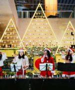 【公開コンサート事例】 渋谷ストリーム様 クリスマス野外イベント