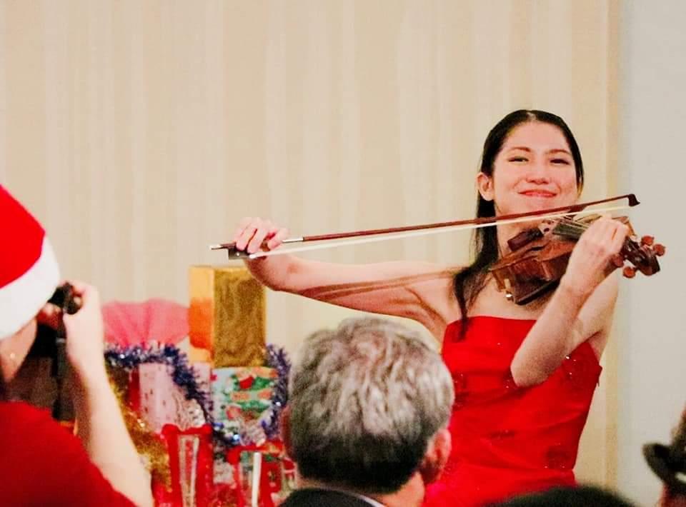 Violin演奏