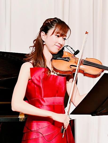 バイオリニストの演奏