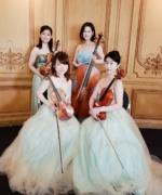 【演奏依頼事例】 トゥールダルジャン披露宴 フェリスカルテット弦楽四重奏の演奏
