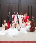 【公開イベント事例】大三國志日本版リリース2周年記念イベントに超絶技巧美女が出演