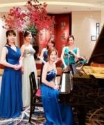 【演奏依頼事例】 披露宴フラッシュモブホテルスタッフに扮した演奏家が パフォーマンスを繰り広げる演出