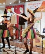 【公開イベント】 柏高島屋様 ハロウィンイベントにハロウィンシンフォニー出演