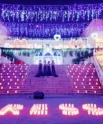 【公開ステージ】 Xmas イルミネーション点灯式 トレッサ横浜様ハンドルベルユニットベルエンジェル出演
